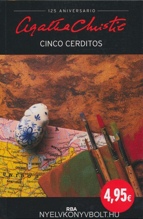 Agatha Christie: Cinco cerditos