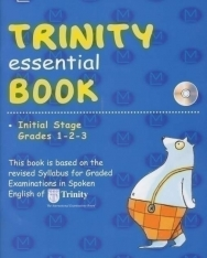 Trinity Essential Book with Audio CD Initial Stage Grades 1-2-3