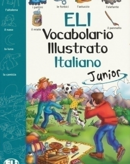 ELI Vocabolario Illustrato Italiano Junior