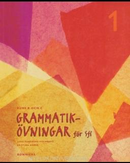 Grammatikövningar för sfi Del 1
