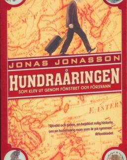 Jonas Jonasson: Hundraaringen som klev ut genom fönstret och försvann
