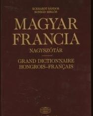 Magyar-francia nagyszótár (Grand dictionnaire hongrois-francais) - kartonkötés