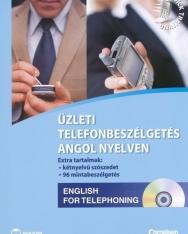 Üzleti telefonbeszélgetés angol nyelven + Audio CD