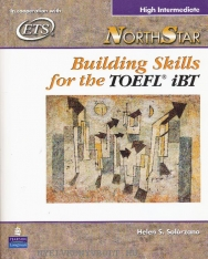 NorthStar Building Skills for the TOEFL iBT High Intermediate with Audio CDs