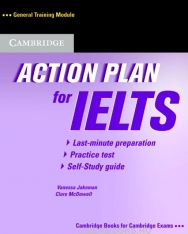 Action Plan for IELTS Student's Book with Key and Audio CD General Training Module