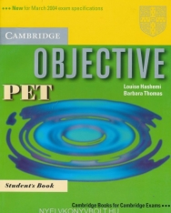 Objective PET Student's Book