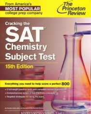 Cracking the SAT Chemistry 15th