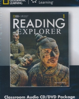 Reading Explorer 2nd Edition 1 Classroom Audio CD/DVD Package