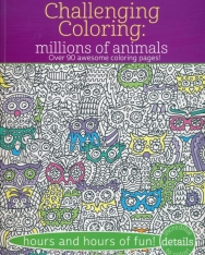 Challenging Coloring: Millions of Coloring