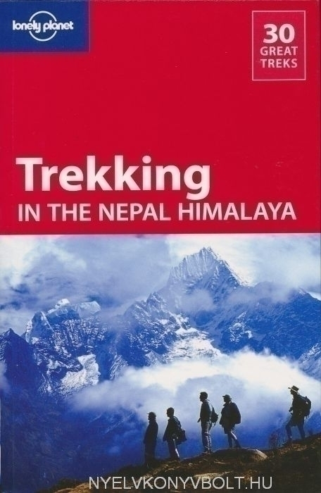Lonely Planet - Trekking in the Nepal Himalaya Travel Guide (9th Edition)