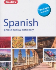 Berlitz Spanish Phrase Book And Dictionary with Free App