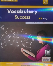 Vocabulary Success A2 Key (KET) - Self-Study Edition
