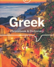 Lonely Planet Greek Phrasebook and Dictionary 7th edition
