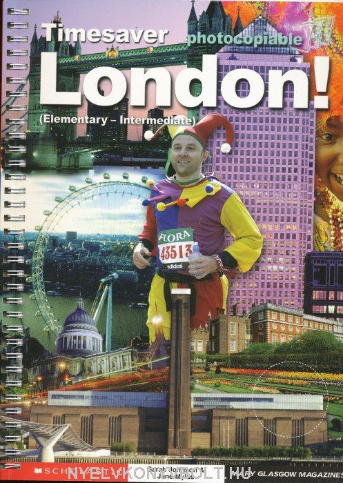 Timesaver - London!