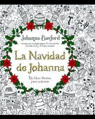 Johanna Basford: La Navidad de Johanna