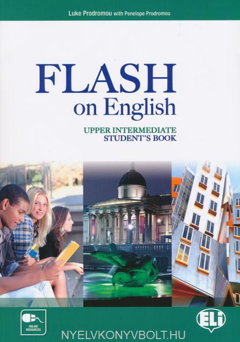 Flash On English Upper-Intermediate Student's Book with Online Resources