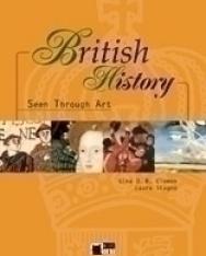 British History - Seen Through Art with Audio CD