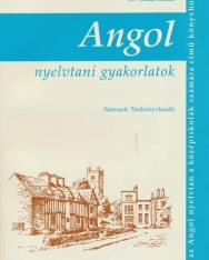 Angol nyelvtani gyakorlatok az Angol nyelvtan a középiskolák számára című könyvhöz (Dr. Budai László)