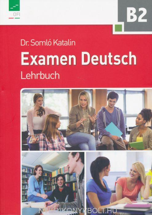 Examen Deutsch Lehrbuch B2
