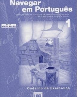 Navegar em portugues 1 livro do aluno nyelvknyv forgalmazs navegar em portugues 1 caderno de exerccios fandeluxe Choice Image