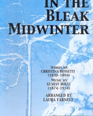 Gustav Holst: In the bleak Midwinter (3 szólamú nőikarra, zongorakísérettel)