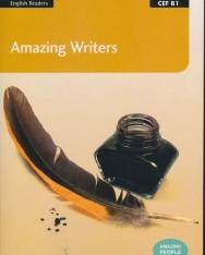 Amazing Writers - - Collins English Readers - Amazing People Level 3