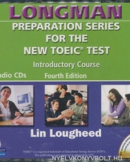 Longman Preparation Series for the New TOEIC Test Introductory Course Audio CDs 4th Ed.