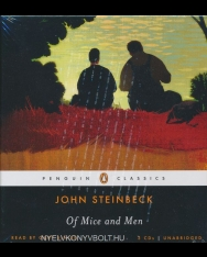 John Steinbeck: Of Mice and Man - Audio Book (3 CD)