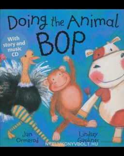 Doing the Animal Bop with Audio CD