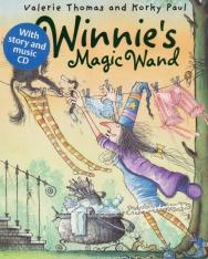 Winnie's Magic Wand with  Audio CD