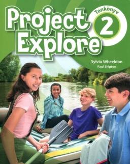 Project Explore 2 Tankönyv