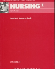 Nursing 1 - Oxford English for Careers Teacher's Resource Book