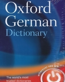 Oxford German Dictionary (German-English | English-German) in print + online Third Edition
