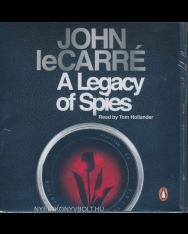 John le Carré:The Legacy of Spies -  Audio Book CD(7)