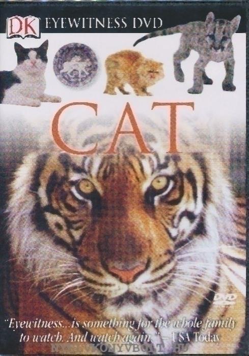 Eyewitness DVD - Cat
