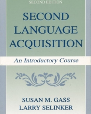 Second Language Acquisition - An Introductory Course