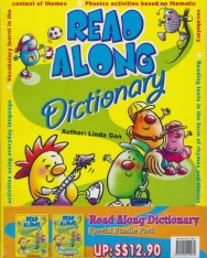 Read Along Dictionary Special Bundle Pack ( with Workbook)