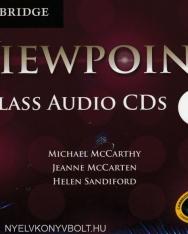 Viewpoint 1 Class Audio CDs