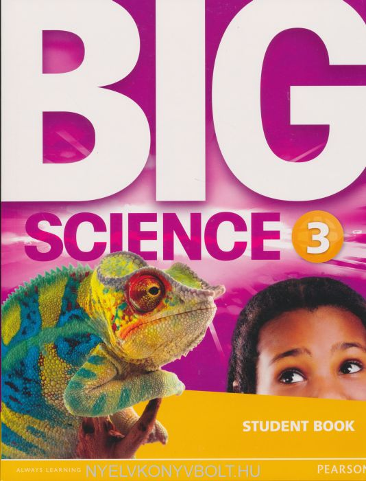 Big Science 3 Student Book