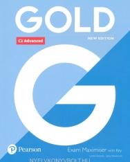 Gold Advanced New Edition (2018) Exam Maximiser with key