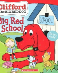 Big Red School - Clifford the Big Red Dog Storybook