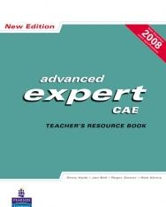 Advanced Expert CAE 2008 Teacher's Resource Book