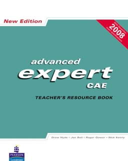 Advanced Expert CAE 2008 Teacher's Resource Book