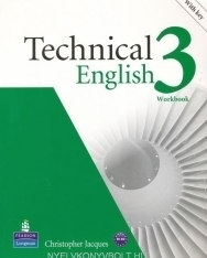 Technical English 3 Workbook with Key and Audio CD