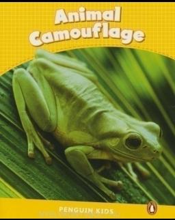 Animal Camouflgae - Penguin Kids level 6 - 1200 headwords