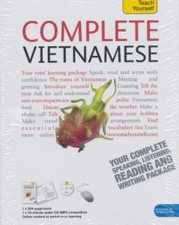 Teach Yourself - Complete Vietnamese from Beginner to Intermediate Book & CD
