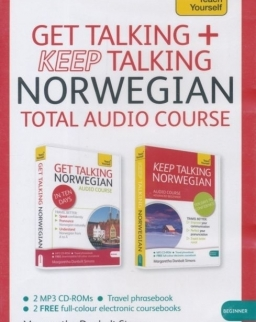 Teach Yourself - Get Talking + Keep Talking Norwegian Total Audio Course