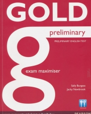 Gold Preliminary Exam Maximiser without Key