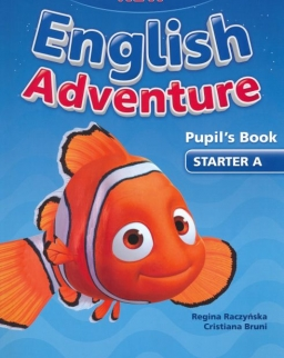 New English Adventure Starter A Pupils's Book with DVD