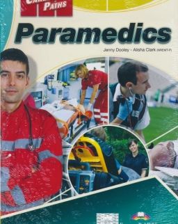 Career Paths - Paramedics Stundet's Book with Digibook App